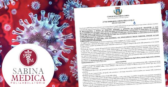 EMERGENZA EPIDEMIOLOGICA DA COVID-19